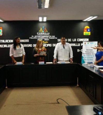 Instalan Consejo Consultivo Ciudadano de la Sede en Felipe Carrillo Puerto