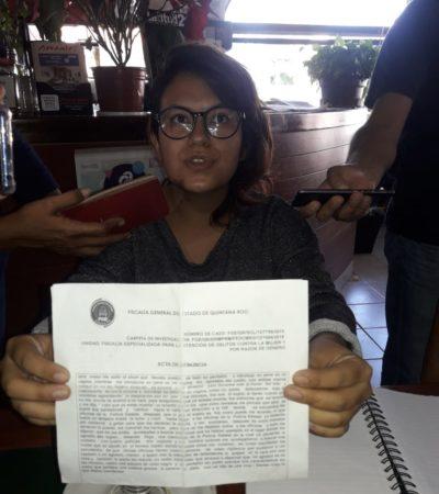 Denuncian violación de joven junto a la base de la Policía Estatal en Playa del Carmen
