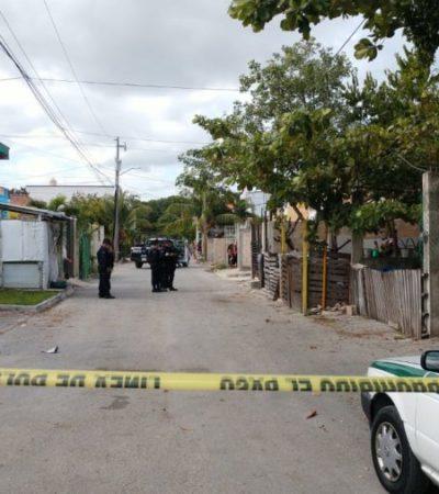 Otro baleado en Villas Otoch