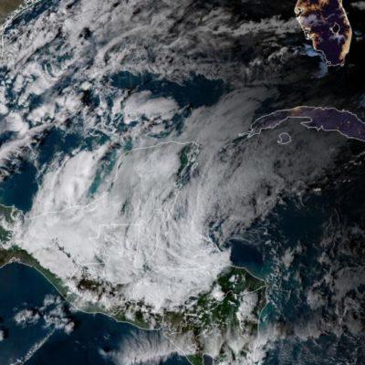 Continuarán bajas temperaturas en la Península de Yucatán con entrada de nuevo Frente Frío