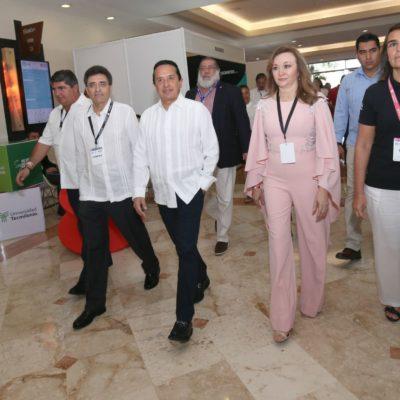 Rindió frutos la promoción turística de Quintana Roo, pues este año recibió 15 premios internacionales