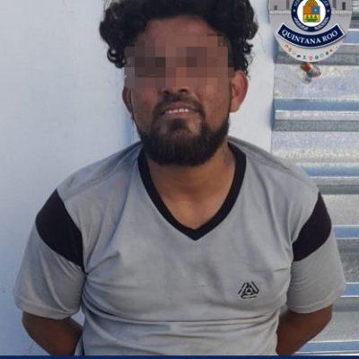 Detienen a supuesto distribuidor de droga que intentó darse a la fuga en la Región 247
