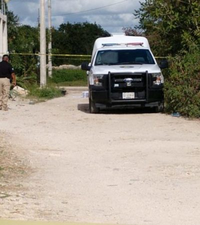CONTINÚA LA VIOLENCIA EN CANCÚN: Hallan restos humanos en bolsas de plástico, en la colonia Oasis