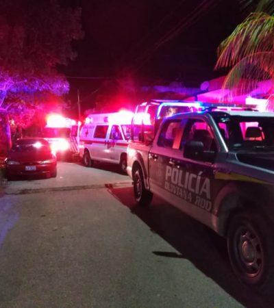 Por supuesta venganza, atacan a balazos a familiares de un reo en Cancún