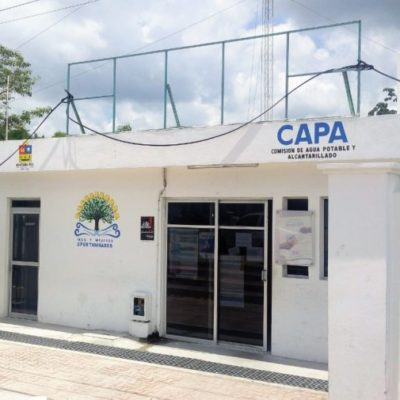 Falla electromecánica en el cárcamo de CAPA, provoca que comunidades de Tulum se queden sin agua