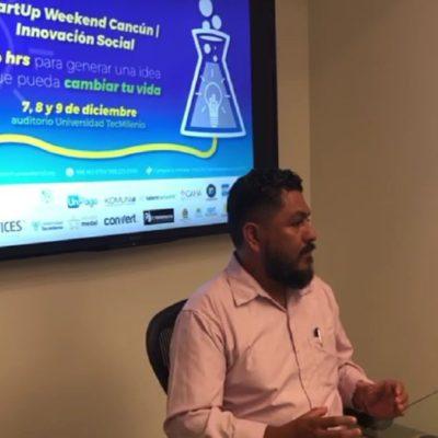 Anuncian el 'Startup Weekend' para emprendedores que busquen desarrollar proyectos tecnológicos