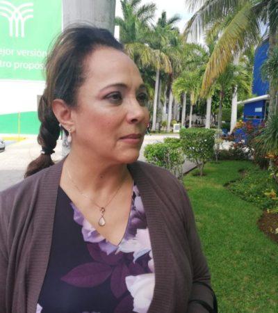 Tras la aprobación del cobro del Derecho de Saneamiento en Cancún, la presidenta de la Acluvaq critica la poca civilidad y conciencia del Congreso