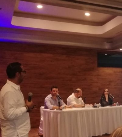 La participación en ferias y la promoción del Caribe mexicano en el resto del mundo, preocupa mucho al Consejo de Promoción Turística de QR
