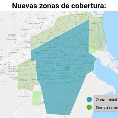 AMPLÍA COBERTURA UBER EATS EN CANCÚN: Suman 200 restaurantes en la lista y aumentan zonas de entrega