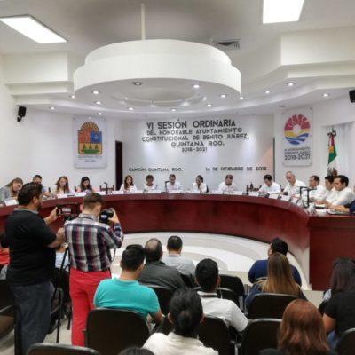 Hay posibilidad de más cambios en la Policía Turística de BJ, anuncia Mara Lezama