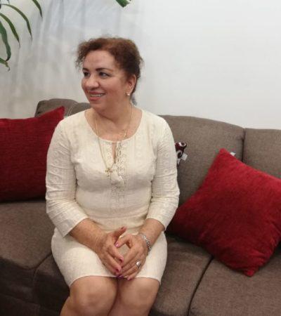 """""""VIVIMOS CON PÁNICO"""": Reconoce Delia Alvarado, líder sindical, que trabajadores del Ayuntamiento de BJ viven con miedo por la creciente inseguridad en el municipio"""
