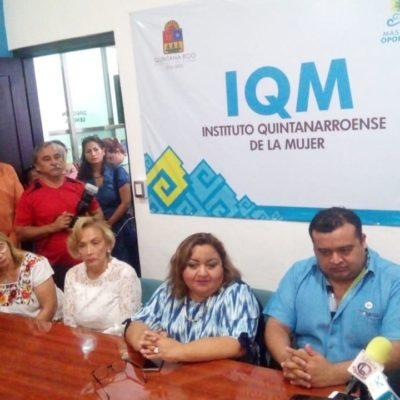 """""""IMPERDONABLE E INDIGNANTE"""": Tres integrantes de la SSP en investigación por dejar libre a un hombre acusado de intento de feminicidio en Chetumal"""