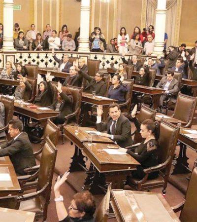 Designarán gobernador interino de Puebla entre el 1 y 3 de enero; buscan unanimidad, no imposición