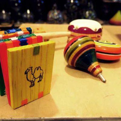 Juguetes de madera artesanales, los más ignorados durante la Navidad