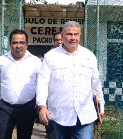 Deja la prisión exsecretario de Finanzas de Javier Duarte a un día de la partida de Yunes Linares en Veracruz