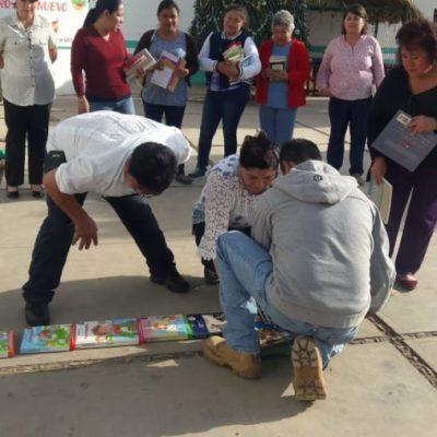 """No se cumplió la meta de contar con un """"Kilómetro del Libro"""" en José María Morelos"""