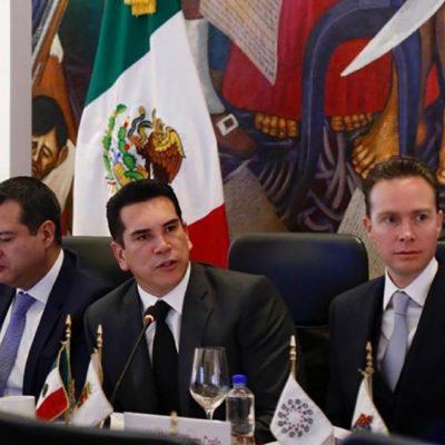 ¿ALIADO O ADVERSARIO?: Asume Alejandro Moreno, gobernador priista de Campeche, liderazgo de la Conago