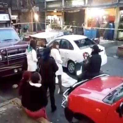 Linchan a un hombre en la CDMX tras atropellar a tres personas en la Merced