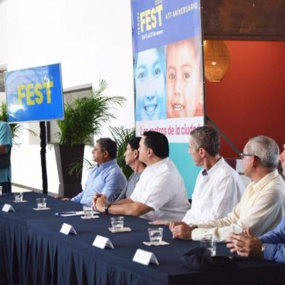 DEL 5 AL 27 DE ENERO 2019: Invitan al 'Mérida Fest'; contará con 140 actividades artísticas y culturales