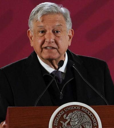 Asegura AMLO que no asistió a ceremonia luctuosa en Puebla por 'ambiente mezquino' creado por 'conservadores'