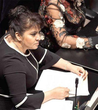Prevén amnistía a 176 presos políticos, según expedientes compilados por Nestora Salgado