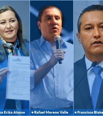 PIERDE EL PAN FIGURAS EN ACCIDENTES AÉREOS: Huerta, Alonso, Moreno Valle, Blake y Mouriño