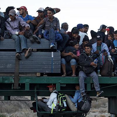 DESISTEN DEL SUEÑO AMERICANO: Retornan más de siete mil hondureños voluntariamente a su país