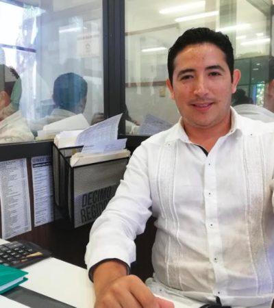 SE ESTÁ ENDEUDANDO MÁS A CANCÚN: Acusa regidor Acosta Toledo que Mara amplía el plazo de la deuda y pagará, innecesariamente, unos 20 mdp a una empresa consultora intermediaria