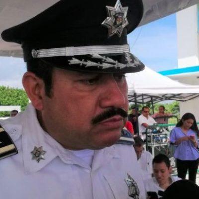 Rompeolas: Agarra cambio en la Policía Turística fuera de 'base' a Cabildo de Cancún