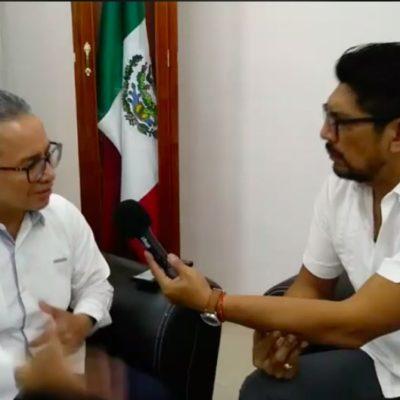 ENTREVISTA | NUEVO FISCAL EXPLICA RETOS: Oscar Montes de Oca define su estrategia para enfrentar inseguridad y delincuencia en Quintana Roo