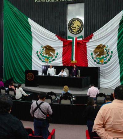 SESIÓN EN EL CONGRESO: Se crea el Sistema de Administración Tributaria de Quintana Roo, y se aprueba nueva Ley de Derechos