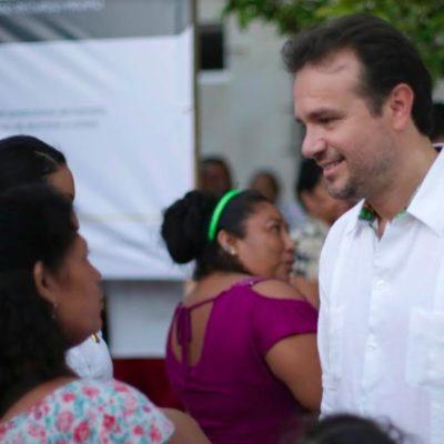Impulsa Pedro Joaquín educación continuapara la clase trabajadora en Cozumel