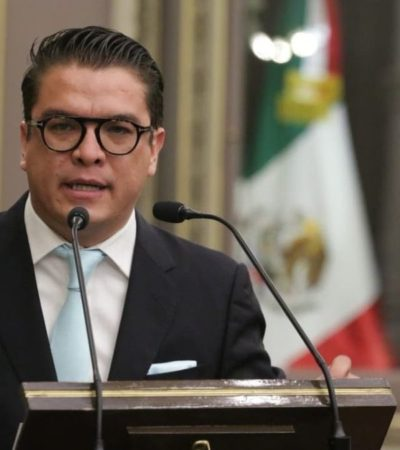 ES HECHURA 'MORENOVALLISTA': Ven en Gerardo Islas al sustituto natural para buscar la gubernatura de Puebla