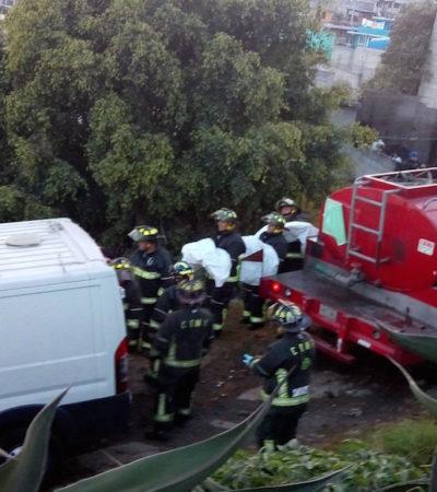 Mueren siete menores de edad en incendio de Iztapalapa; tenían de 2 a 13 años