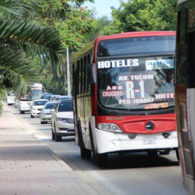 """""""Trataremos de sentarnos con los concesionarios y hacer una propuesta de mejoras de transporte, para destrabar los asuntos jurídicos"""", dice Jorge Aguilar"""