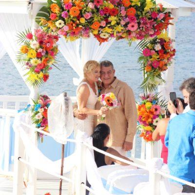 Promueven en Cozumel el turismo de bodas