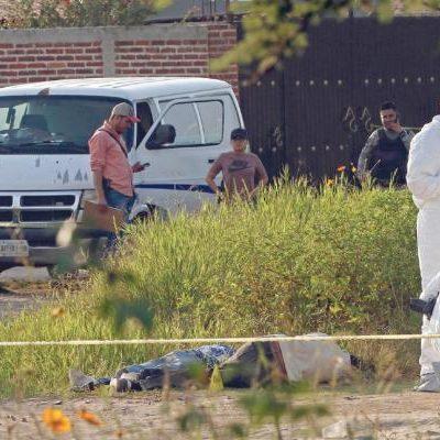 Asesinan hoy a 10 personas en Jalisco; suman más de 50 desde el fin de semana