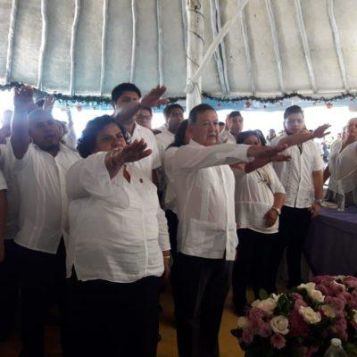 Eligen nuevo dirigente del PCQ en Cancún