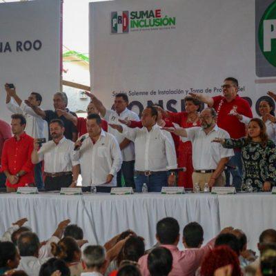 Rompeolas: Se reactiva el PRI para definir a sus candidatos a diputados