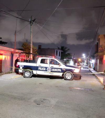 NOCHE DE BALAZOS EN CANCÚN: Dos ejecutados y un herido en ataques en la SM 225, en la Región 90 y en la SM 65