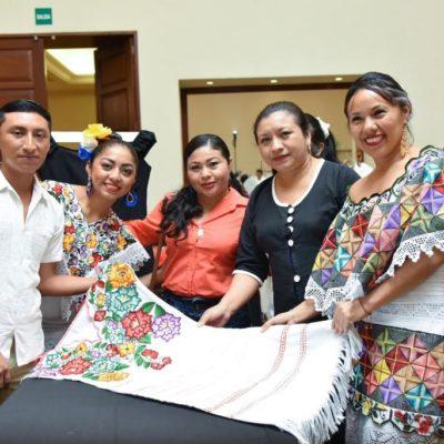 ARTESANOS POSICIONAN A TULUM A NIVEL NACIONAL E INTERNACIONAL: Entrega Alcalde premios del Primer Concurso Estatal de Textil 2018