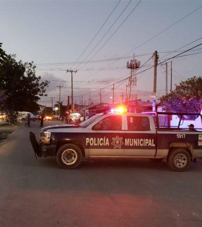 ATACAN A BALAZOS A UN TAQUERO: Disparan contra un joven de 24 años en la Región 103 de Cancún