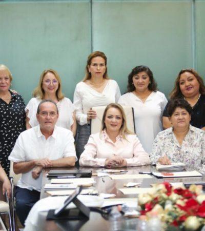 """""""Condena el DIF estatal la violencia de género"""": Gabriela Rejón"""