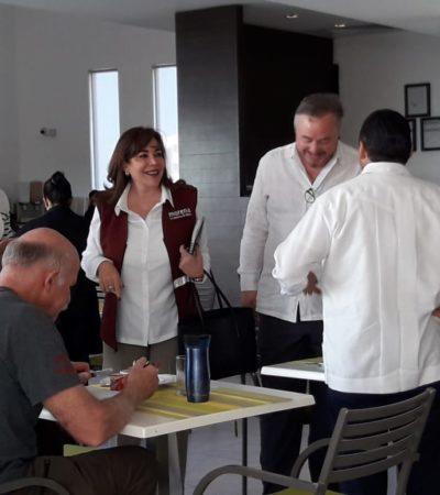 LLEGA YEIDCKOL CON LA ESPADA DESENVAINADA: Mandarán a la Comisión de Honestidad y Justicia a los regidores 'rebeldes' de Morena en municipios bajo su control en Quintana Roo, anuncia