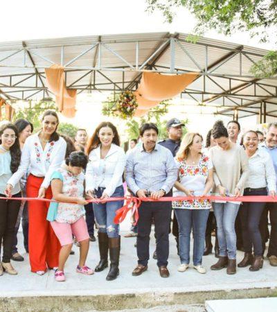 Celebra DIF Tulum décimo aniversario del Centro de Equinoterapia