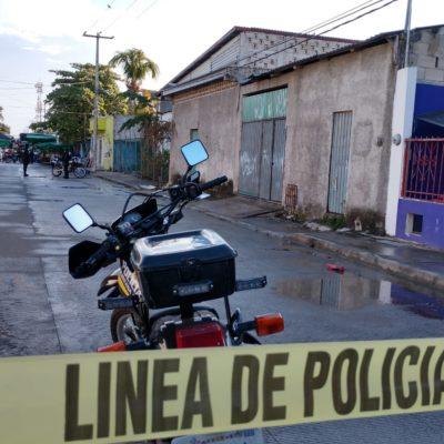 Hallan en domingo cuerpo decapitado de una mujer cerca del tianguis de la Región 101 en Cancún