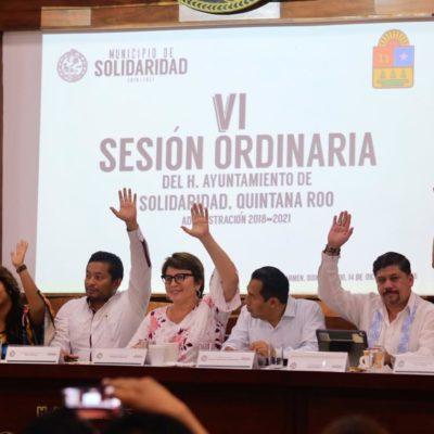 Aprueba Cabildo de Solidaridad descuentos de hasta 25% en el pago del predial durante el mes de enero