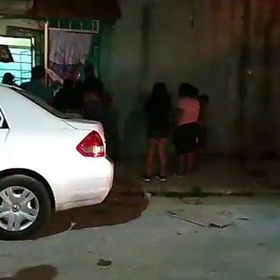 BALEAN A MENOR DE 14 AÑOS EN SU PROPIA CASA: Reportan ataque en la SM 75 de Cancún