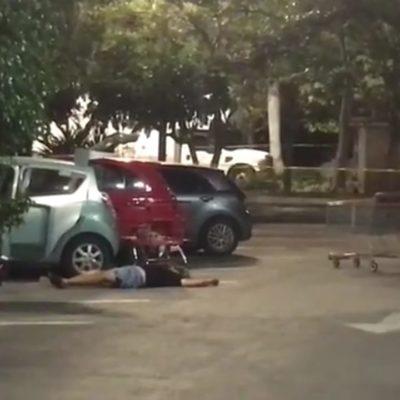 CINCO EJECUCIONES EN 24 HORAS: Matan a balazos a un hombre en estacionamiento de Costco la Avenida Kabah en Cancún