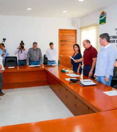 Instalan subcomité Sectorial de Desarrollo Urbano y Ecología del Coplademun en Tulum